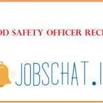 Bihar Food Safety Officer Recruitment