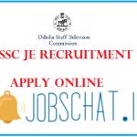 OSSC JE Recruitment
