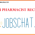 CG Vyapam Pharmacist Recruitment