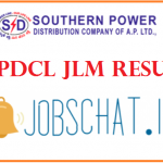 APSPDCL JLM Result