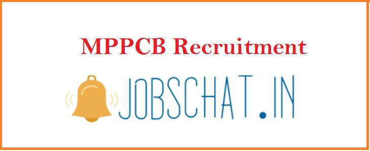 MPPCB Recruitment