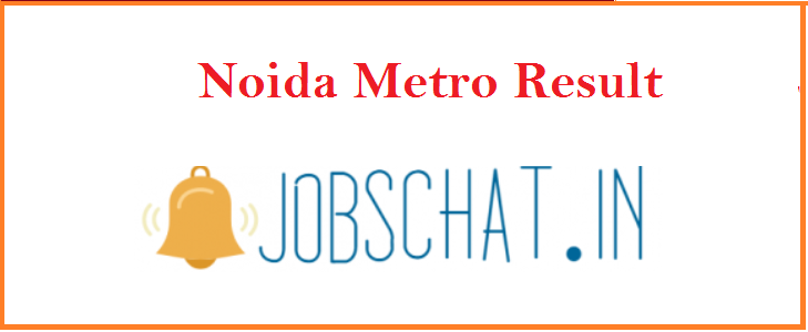 Noida Metro Result 2019