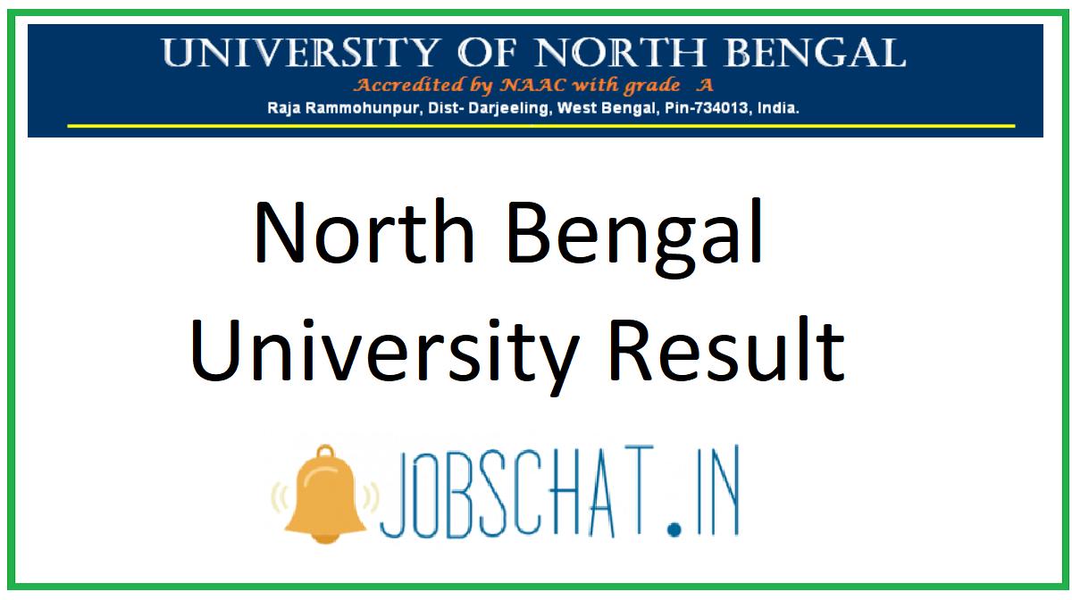 North Bengal University Result