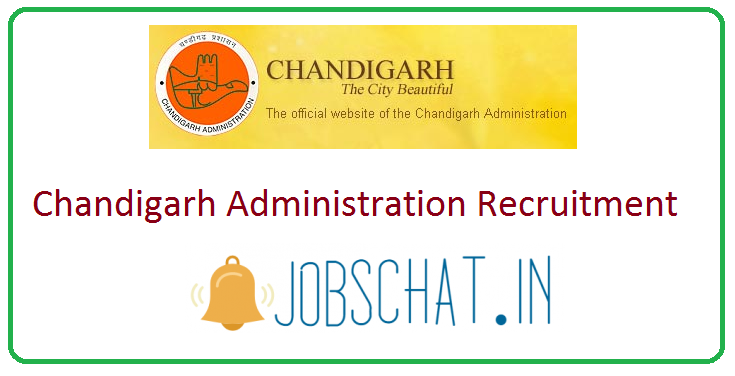 Chandigarh Administration Recruitment