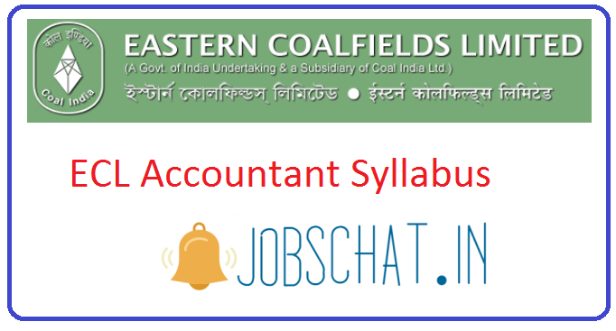 ECL Accountant Syllabus