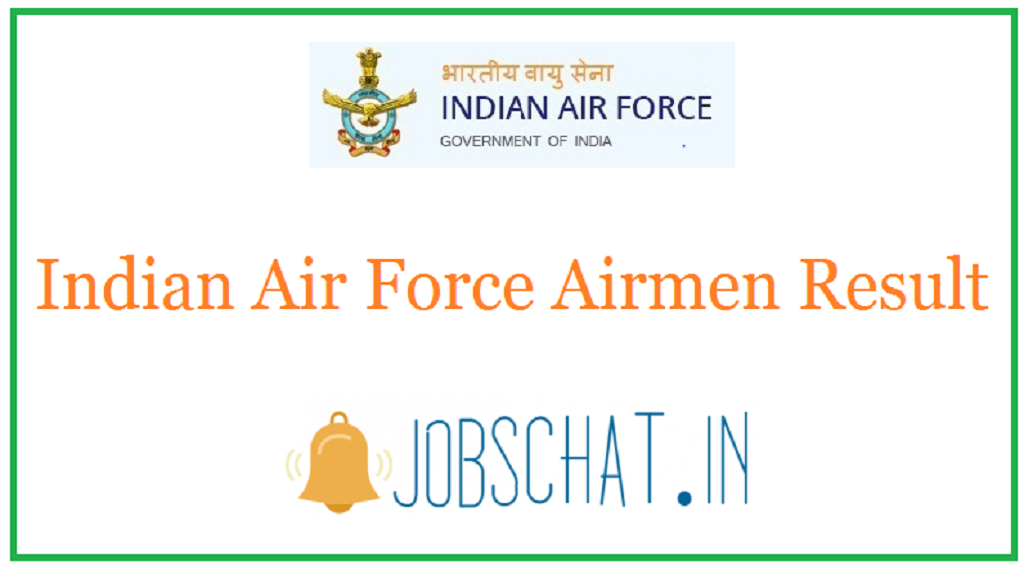 Indian Air Force Airmen Result