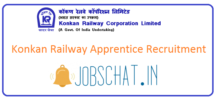 Konkan Railway Apprentice Recruitment