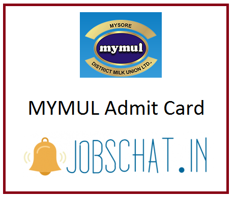 MYMUL Admit Card