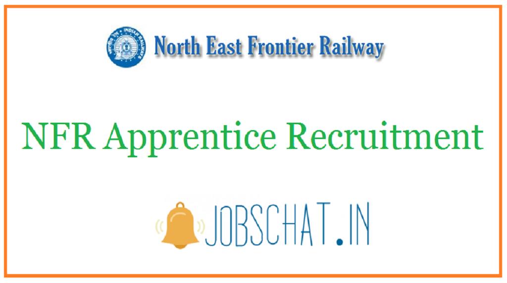 NFR Apprentice Recruitment