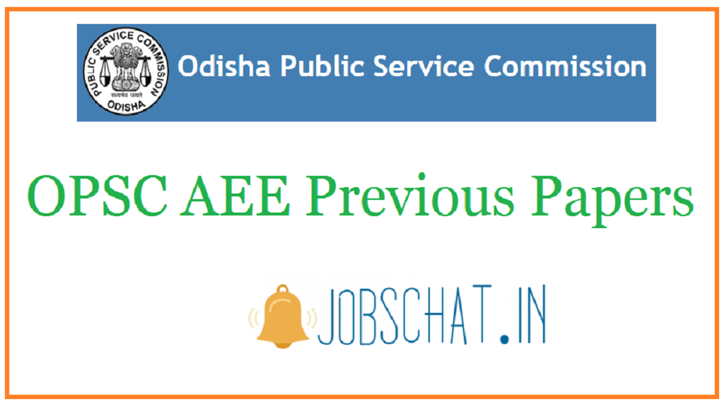 OPSC AEE Previous Papers