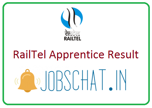 RailTel Apprentice Result