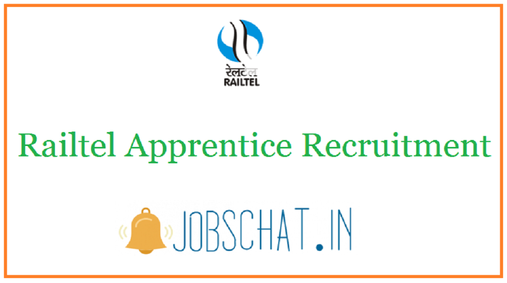 Railtel Apprentice Recruitment