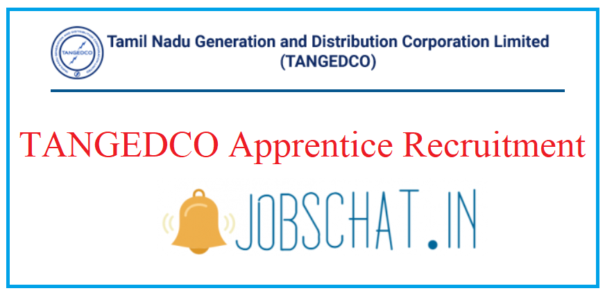 TANGEDCO Apprentice Recruitment