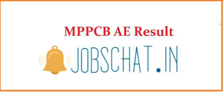 MPPCB AE Result