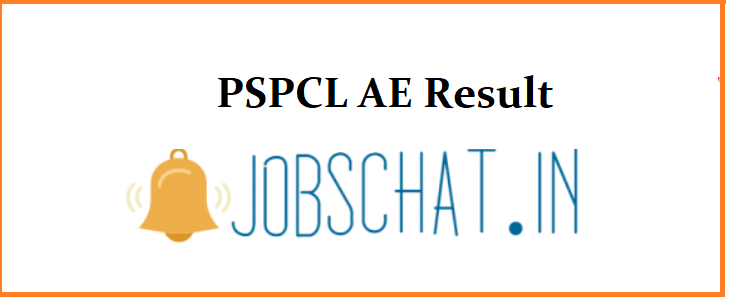 PSPCL AE Result 2019
