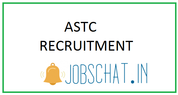 ASTC Rcruitment