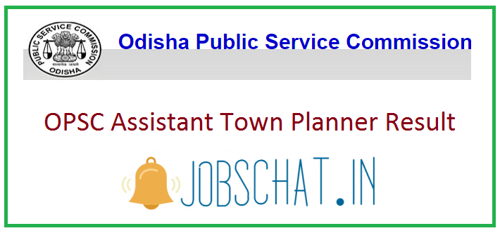 OPSC Assistant Town Planner Result