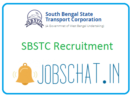 SBSTC Recruitment