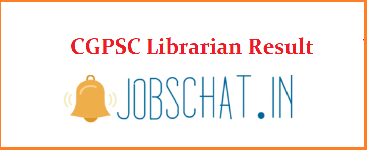CGPSC Librarian Result
