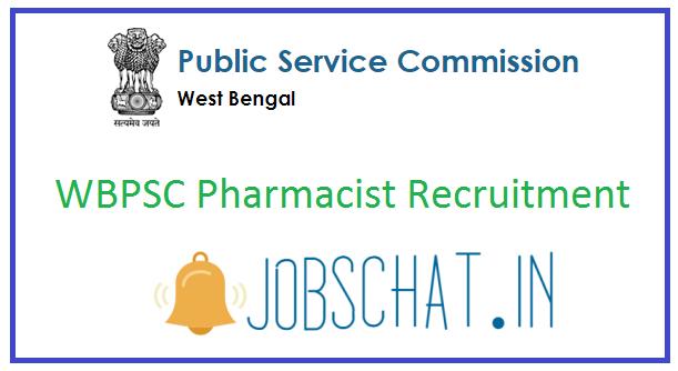 WBPSC Pharmacist Recruitment