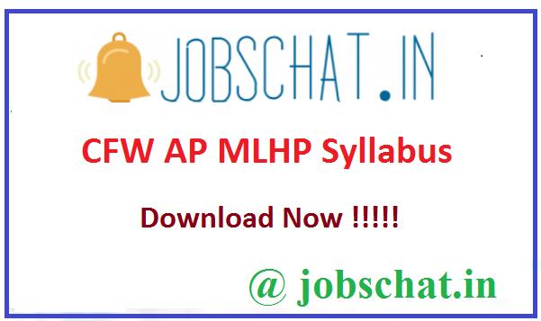 CFW AP MLHP Syllabus