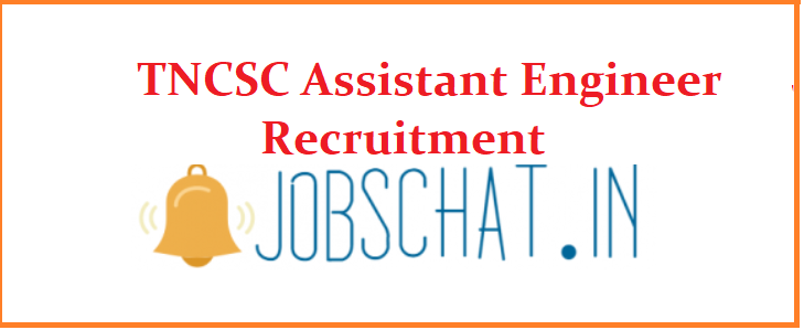 TNCSC Assistant Engineer Recruitment