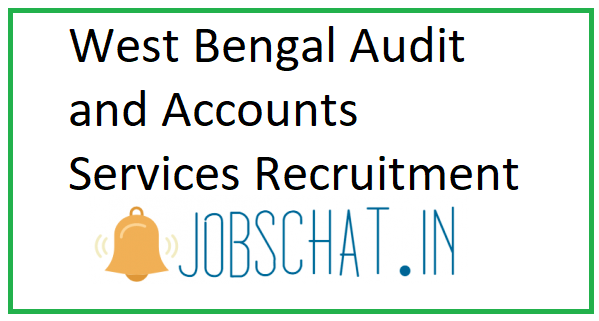 West Bengal Audit and Accounts Services Recruitment