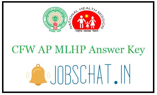 CFW AP MLHP Answer Key