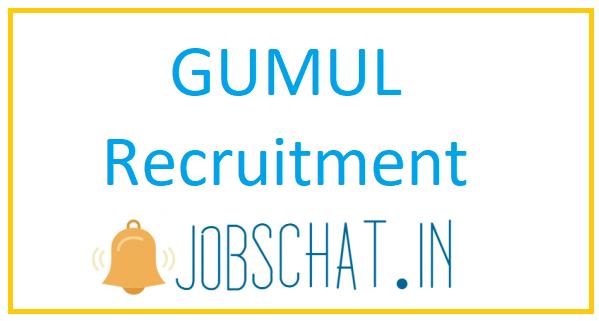 GUMUL Recruitment