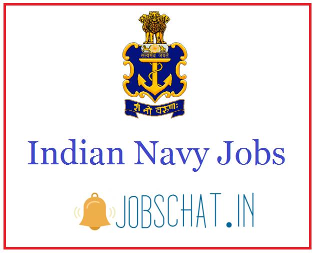 Latest Indian Navy Jobs