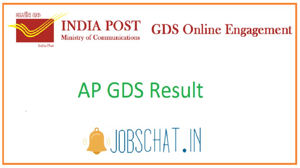 AP GDS Result