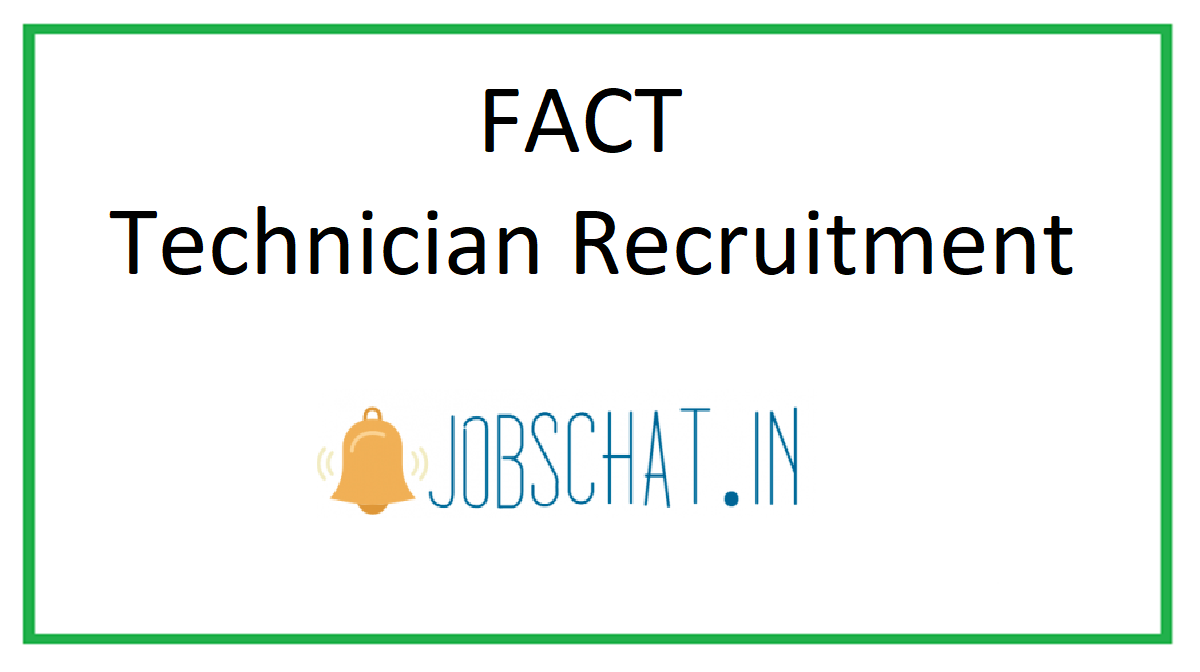 FACT Technician Recruitment