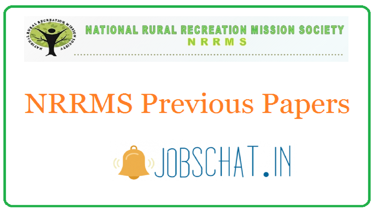 NRRMS Previous Papers