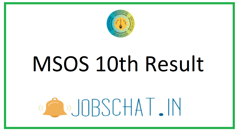 MSOS 10th Result