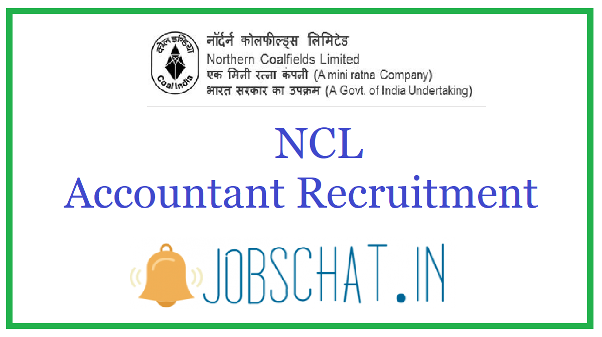 NCL Accountant Recruitment