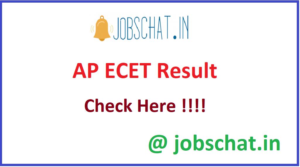 AP ECET Result