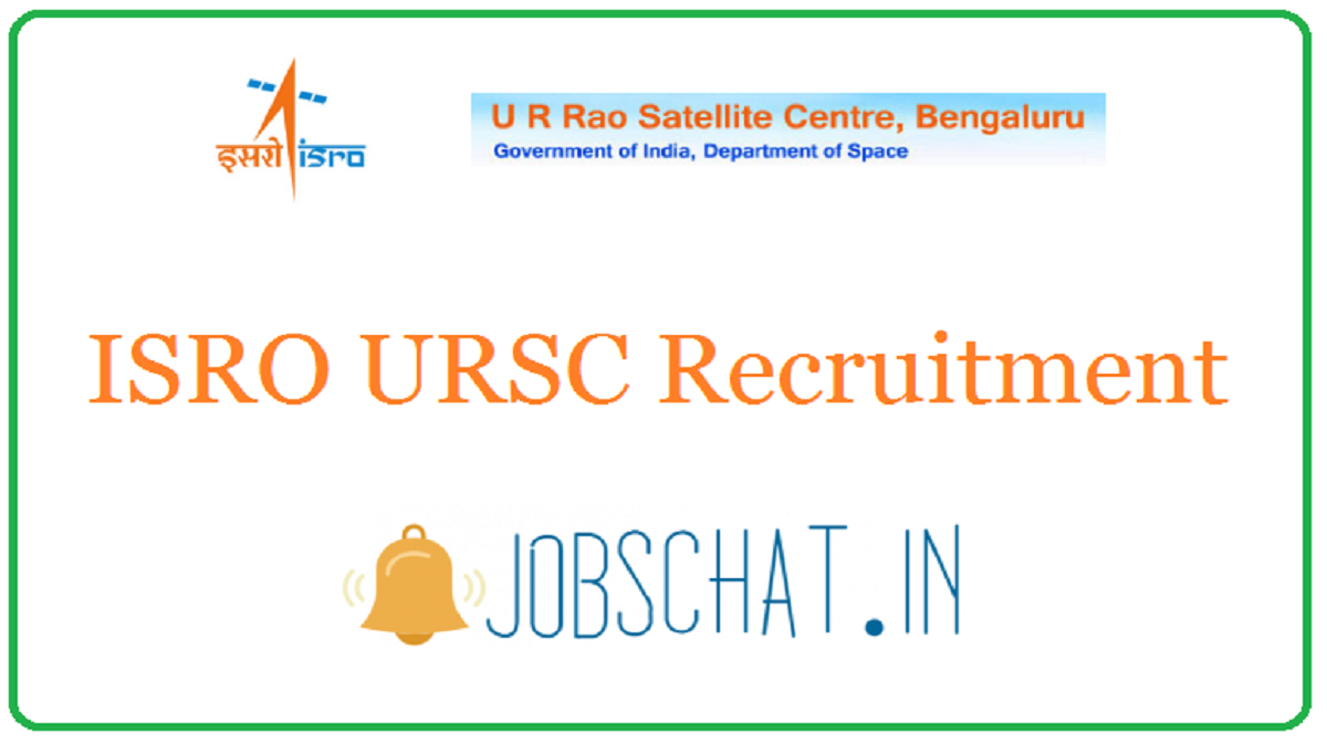 ISRO URSC Recruitment