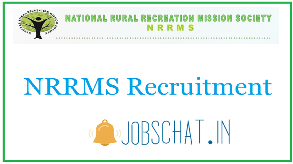 NRRMS Recruitment