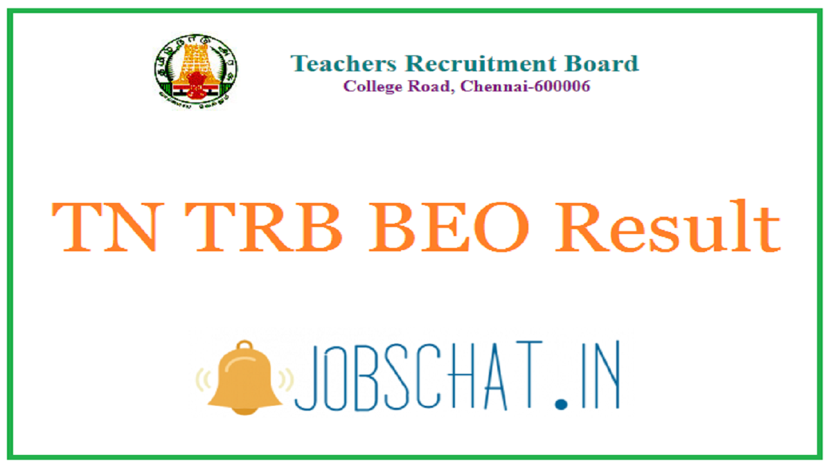 TN TRB BEO Result