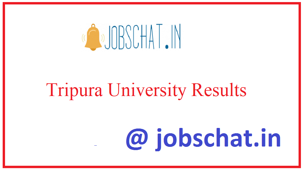 Tripura University Results