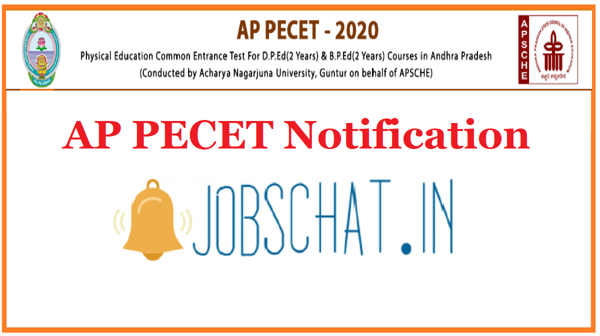 AP PECET Notification