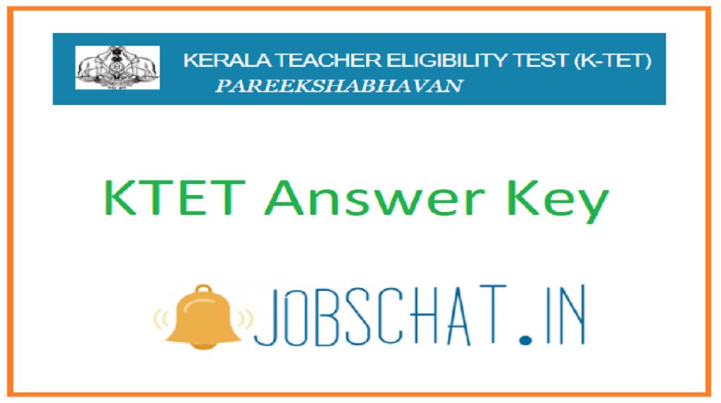 KTET Answer Key