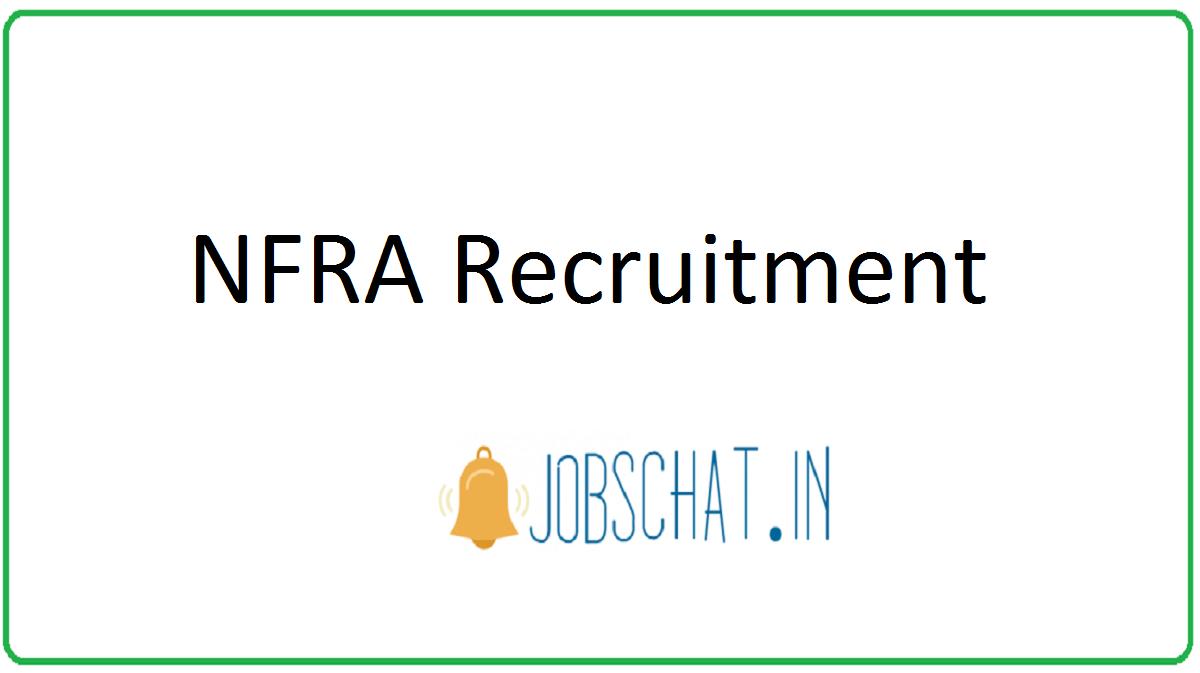 NFRA Recruitment