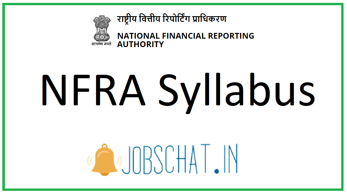NFRA Syllabus