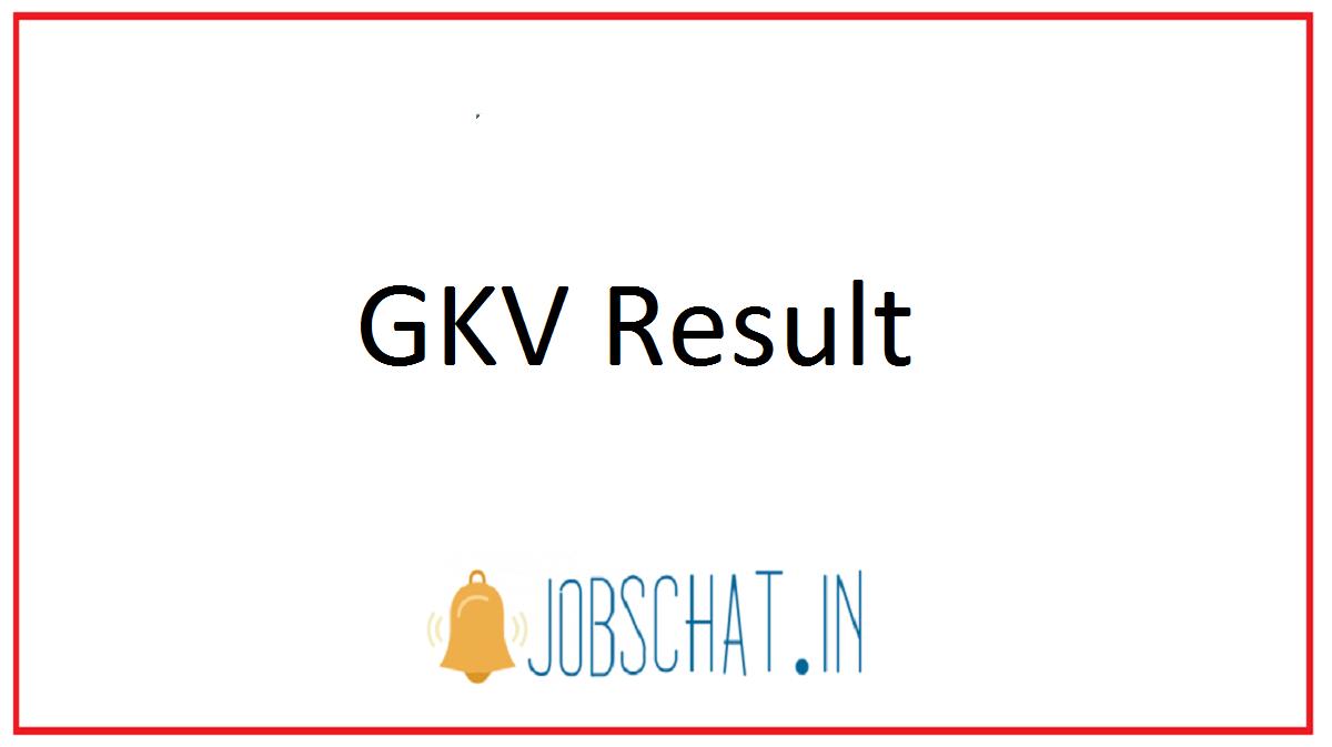 GKV Result