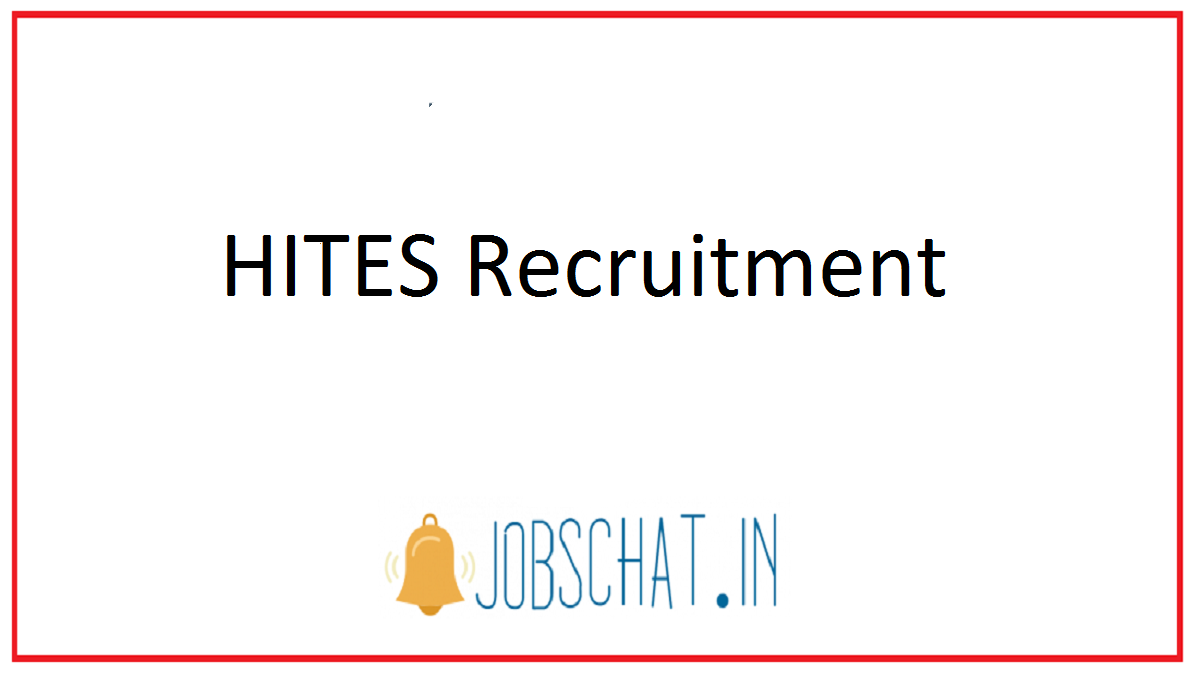 HITES Recruitment