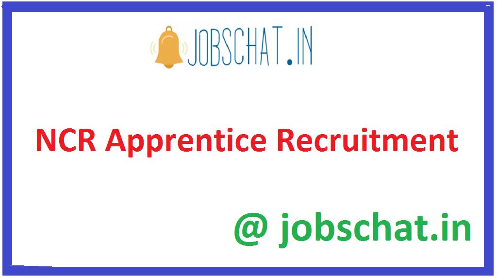 NCR Apprentice Recruitment