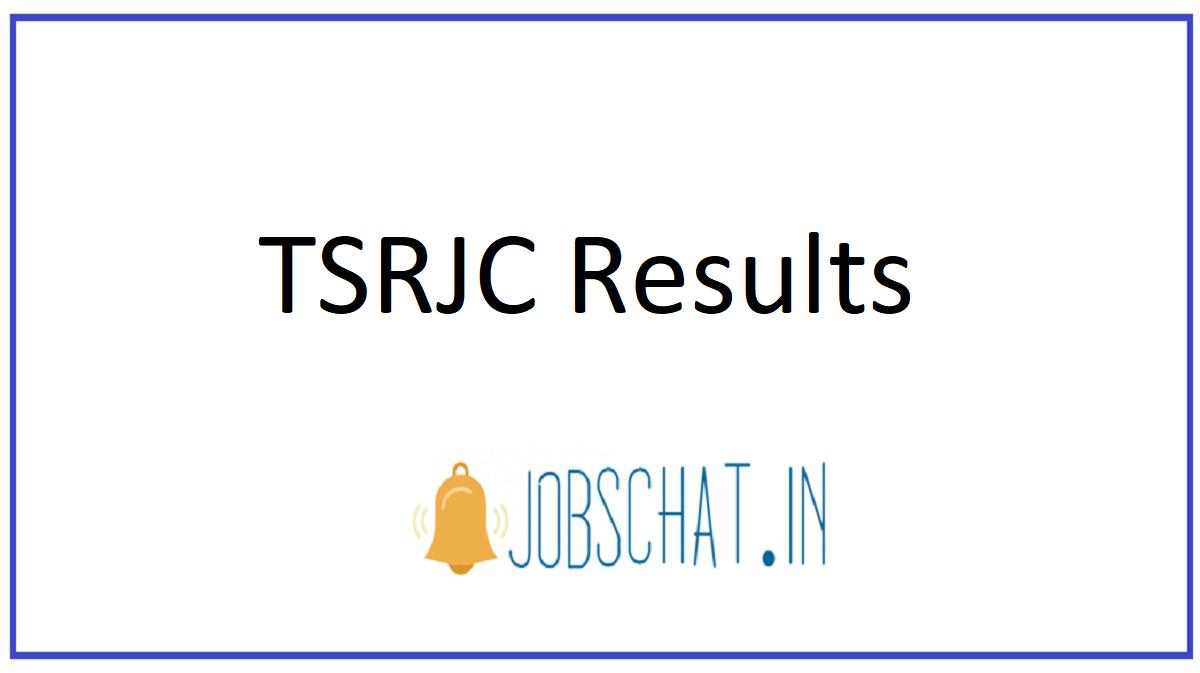 TSRJC Results