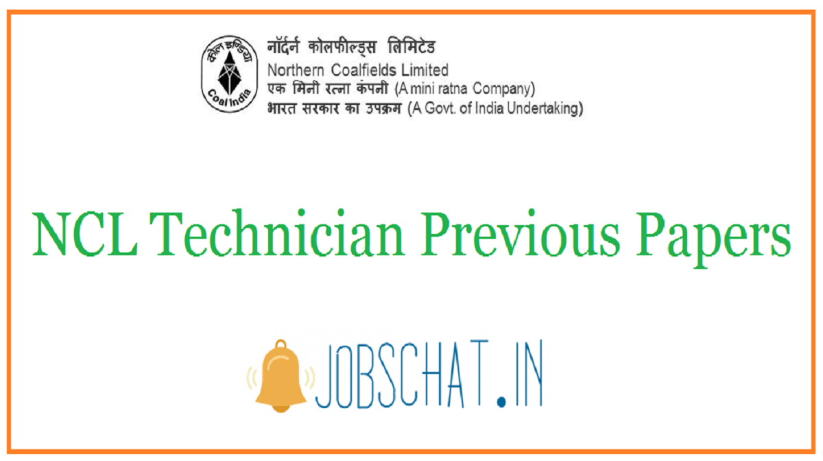 NCL Technician Previous Papers