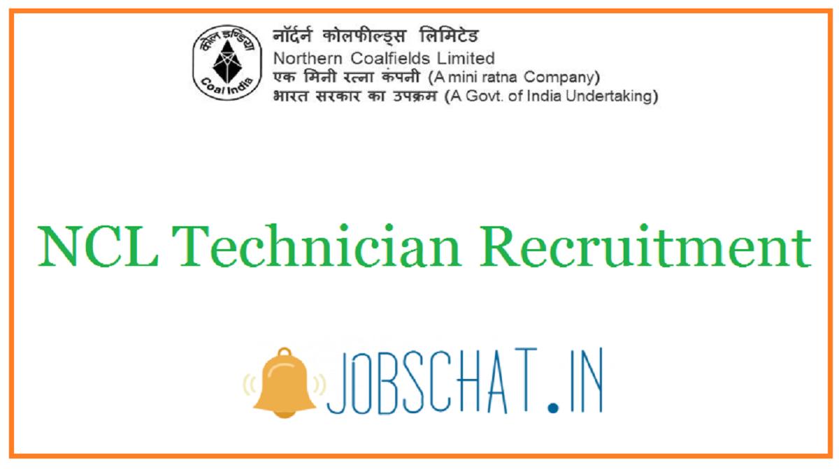 NCL Technician Recruitment